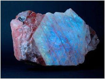 Берман: свойства и сравнение с други камъни