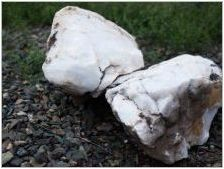 Бял кварц: свойства, приложение и камък