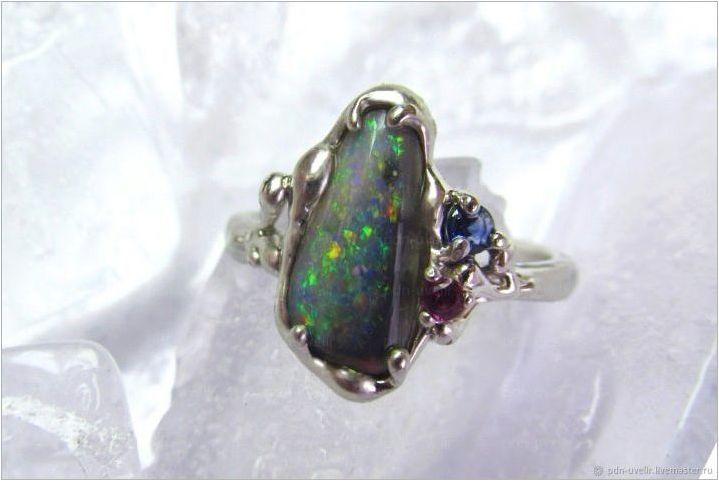 Black Opal: Как изглежда, свойства и обхват на приложение