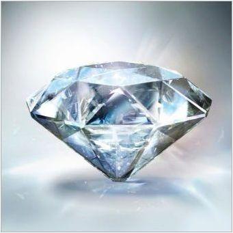 Диамант и диамант: каква е разликата?