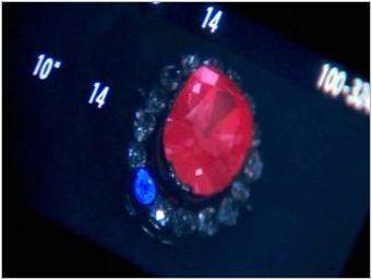 Характеристики и история на диамантения оттенък
