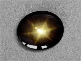 Характеристики и свойства на черни сапфири