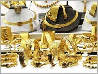Характеристики на Злато Дубай