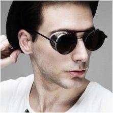 Изберете ретро очила