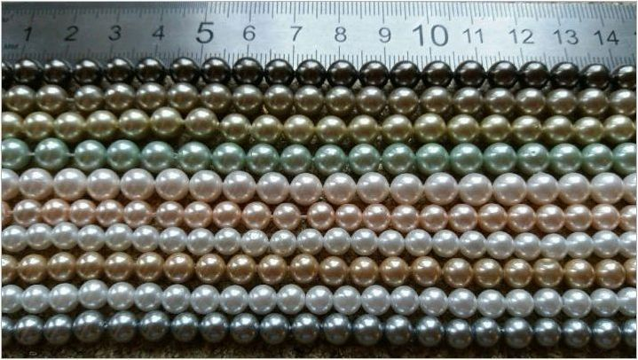 Изкуствени перли: какво е, неговата характеристика и приложение