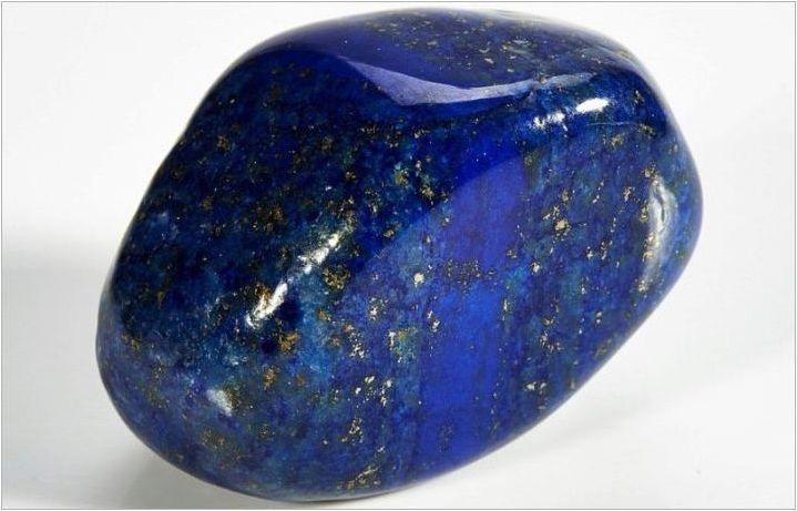 Каменни лазули: функции, стойност и свойства