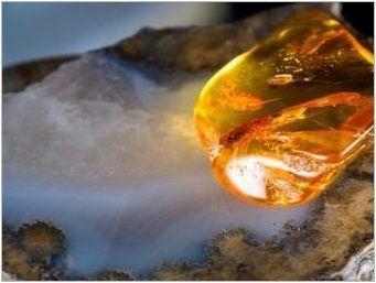 Кехлибар: функции, видове и свойства на камък
