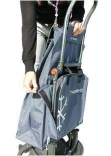 Количка чантата