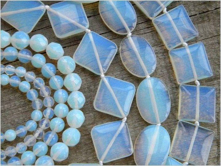 Лунен камък: Характеристики, видове и употреба