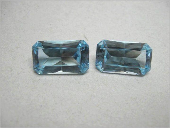 Полу-скъпоценни камъни: свойства, имена и подбор