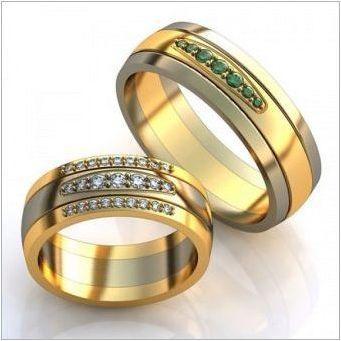 Сдвоени пръстени