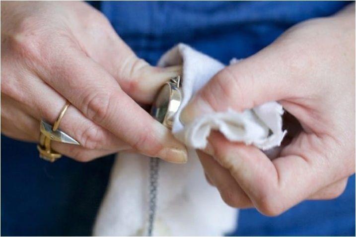 Сребърна позлатяване: характеристики и методи