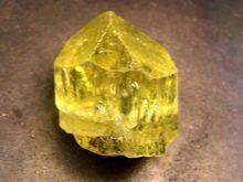 Жълти камъни: видове, приложение, на което годни?