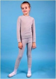 Изберете термично бельо за момичета