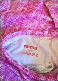 Крайно бельо REIMA: характеристики, избор, грижа