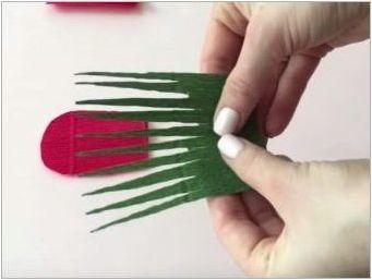 Как да направите букет от бонбони със собствените си ръце за учител?