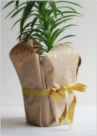Майсторски класове за опаковъчни букети