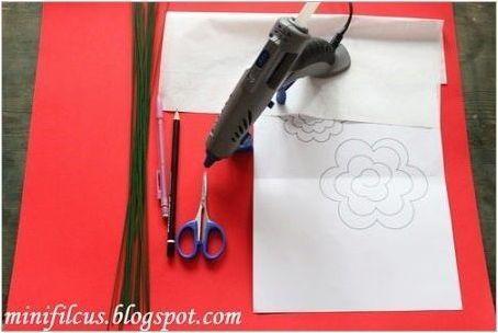 Идеи занаяти на тема & # 171 + бяло цвете & # 187 +