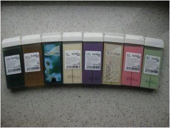 Избор и приложение на восък за депилация в касета