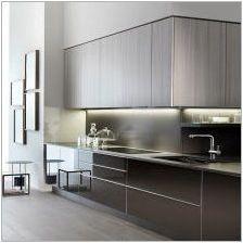 9 квадратни кухненски интериор. m в модерен стил