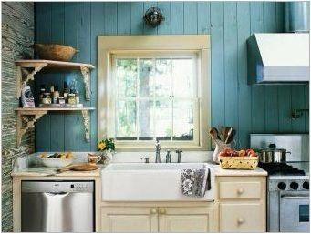 Бяла мивка за кухня: Характеристики и съвети за избор