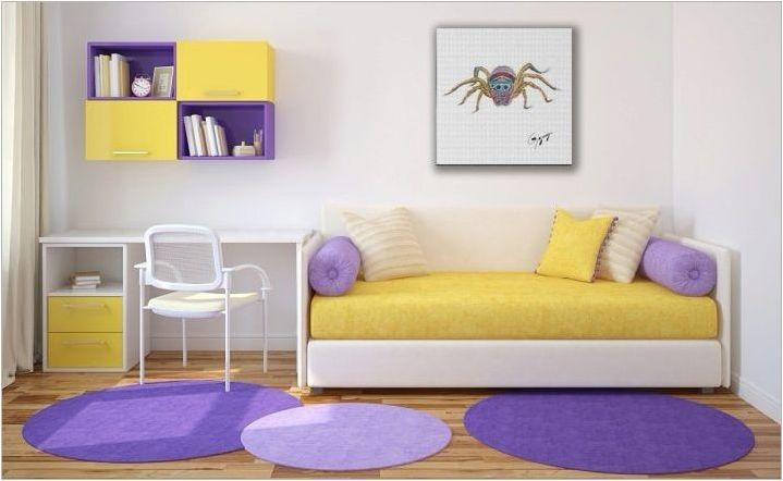 Детски диван: функции, модели и подбор