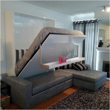 Ъглов диван трансформатор: модели и избор