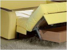 Ъглови дивани с механизъм & # 171 + акордеон & # 187 +