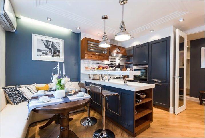 Ъглови дивани за кухнята: видове, интересни модели и съвети за избор