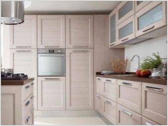 Интериор на кухнята в ярки цветове