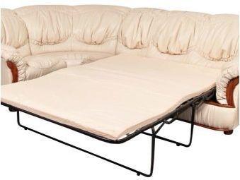 Изберете ъглов разтегателен диван с ортопедичен матрак