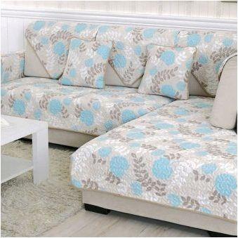 Изберете леглото на ъгъла на дивана