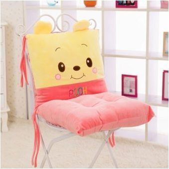 Изберете възглавница на стол