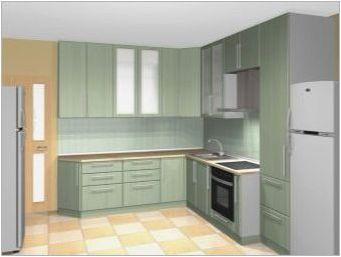 Как да изберем кухненски кабинет?