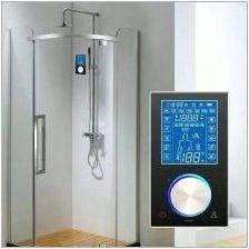 Как да изберем панел с душ с радиоприемник?