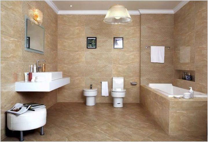 Как да изберем разстоянието между биде и тоалетната?
