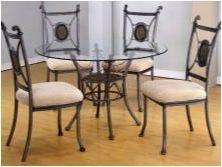 Кухненски столове: видове, размери и селекция