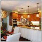 Окачени лампи за кухнята: разновидности и препоръки за избор