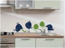 Опции за декорация в кухнята
