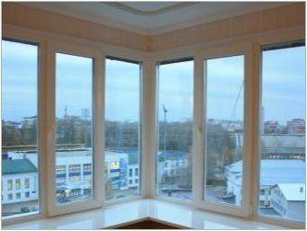 Пластмасови балкони за остъкляване