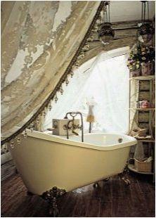 Ретро баня опции за баня