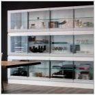Шкафове за ястия в хола: видове и селекция
