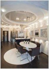 Степен таван в кухнята: сортове, съвети за избор и интересни идеи