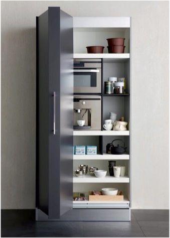 Височина на кухненските шкафове: Какво се случва и как да се изчисли?