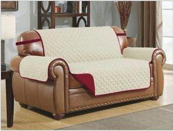 Водоустойчиви покрития за дивани