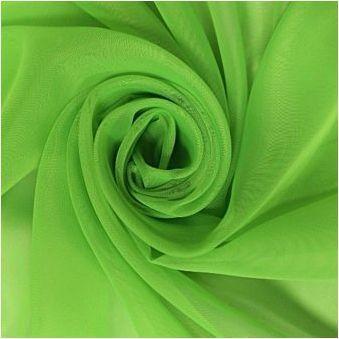 Зелени завеси в кухнята: сортове и съвети при избора