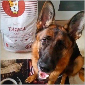 Хусс е храна за кучета