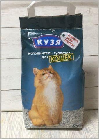 Тоалетни пълнители на котешки ток & # 171 + Kuzya & # 187 +