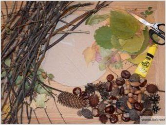 Есенни занаяти & # 171 + часовник & # 187 +