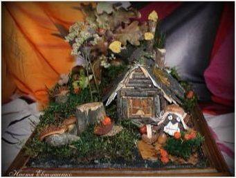 Есенни занаяти & # 171 + къща & # 187 +